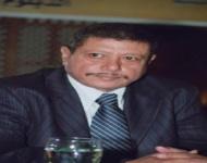 تعزية للسفير احمد الحسني