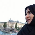 سارة اليافعي لست راضية عن واقع عمل الصندوق
