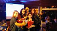 نعوم السقاف تفوز بجائزة الهجرة للأداب في هولندا