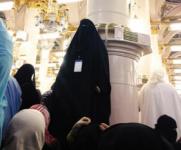 موظفات الحرم النبوي ممنوعات من الحمل