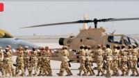 الجيش المصري يقصف مواقع داعش في ليبيا