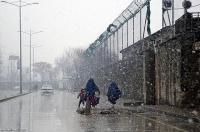 122 قتيلاً في انهيارات ثلجية بأفغانستان