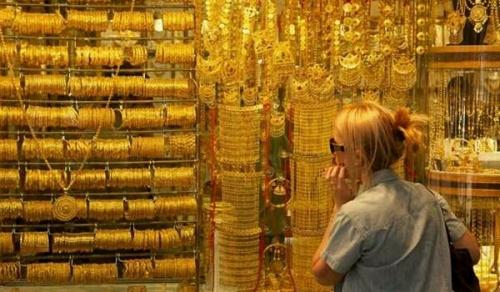 الذهب يرتفع ويتجه لأول مكسب أسبوعي له في شهر