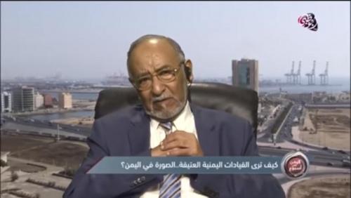 """نص مقابلة الجفري مع قناة """"أبوظبي"""""""