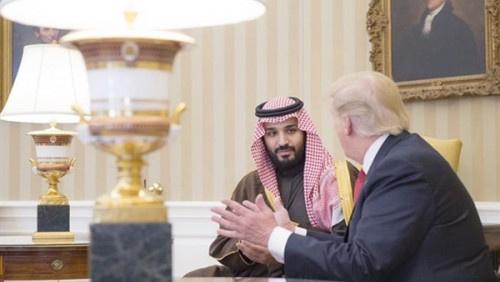 ولي العهد السعودي ردا على ترامب: لن ندفع شيئا مقابل أمننا (حوار)