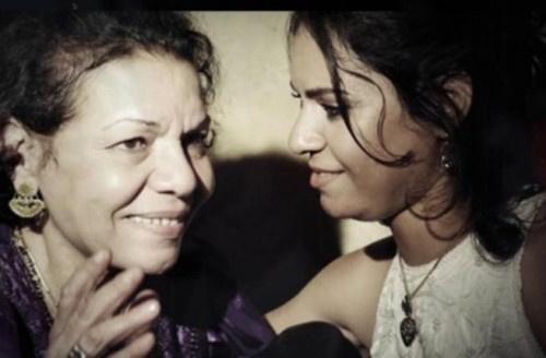 رحيل المخرجة المصرية عطيات الأبنودي الزوجة السابقة للشاعر عبدالرحمن الأبنودي