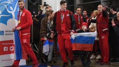 بعد المونديال .. تقرير جديد عن تناول رياضيين روس للمنشطات خلال المنافسات
