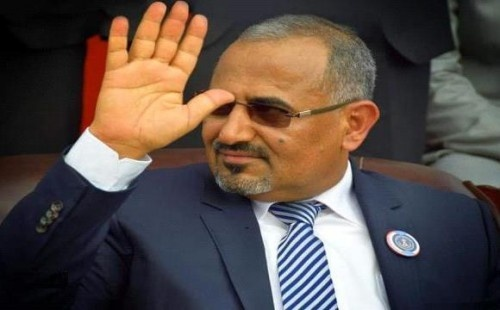 الرئيس الزُبيدي يعود إلى العاصمة عدن