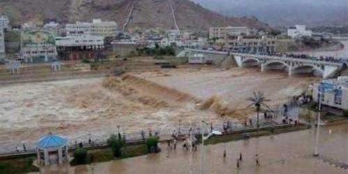 البحسني يكشف الحصيلة الأولية لخسائر إعصار لبان بمحافظة حضرموت