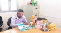 عدن:حملة لضبط المواد الغذائية منتهية الصلاحية في الشيخ عثمان