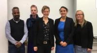 """مديرة مكتب الانتقالي الجنوبي في برلين تنال الدكتوراة من جامعة """"فيليبي"""" في ألمانيا"""