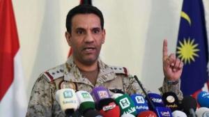 التحالف يطالب انصار صالح الخروج من #صنـعاء ويؤكد استعداده لتأمينهم