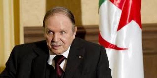 بوتفليقة: مسيرة البناء في الجزائر صدمت بسبب انهيار أسعار النفط