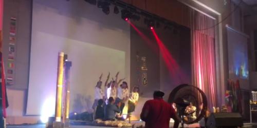 """""""البرعة"""" اليافعية تحصل على المركز الأول في مسابقة ملتقى الحضارات بماليزيا"""
