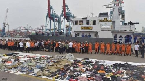 السلطات الإندونيسية تكتشف عن عطلا في الطائرة المنكوبة