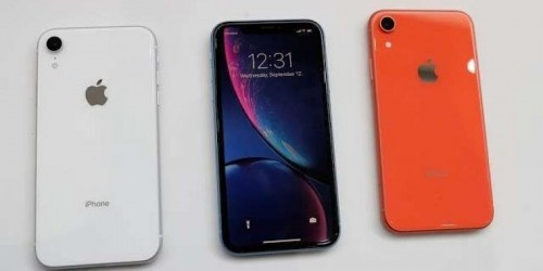 بعد ضربة التريليون دولار... هاتف آيفون XR الجديد يمثل مؤشر سقوط أبل