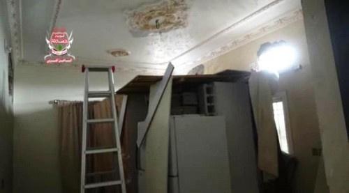 ميليشيات #الحـوثي تحول منازل المواطنين بالحـديدة إلى ثكنات ومتارس عسكرية