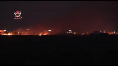 عاجل.. ألوية العمالقة تخوض الآن اشتباكات عنيفة مع مليشيات الحوثي في مدينة الحديدة (شاهد بالفيديو)