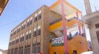 الهلال الإماراتي يفتتح مدرسة القزعة ويوزع إغاثة المعلمين بمديرية الشعيب في الضالع
