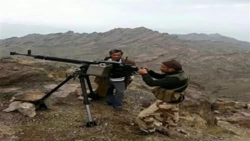 الجيش يباغت #الحـوثيين في دمت ويسيطر ناريا على طرق الرضمة والسده والنادرة