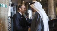 الشيخ محمد بن زايد: الإمارات وفرنسا شريكتان ضد الإرهاب
