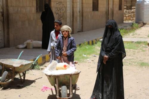 برنامج الأغذية العالمي: 20 مليونا يعانون في #اليـمن