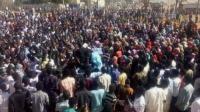 وزير الإعلام السوداني: حصيلة التظاهرات بلغت 19 قتيلا
