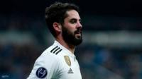 إيسكو يرد على شائعات رحيله عن ريال مدريد
