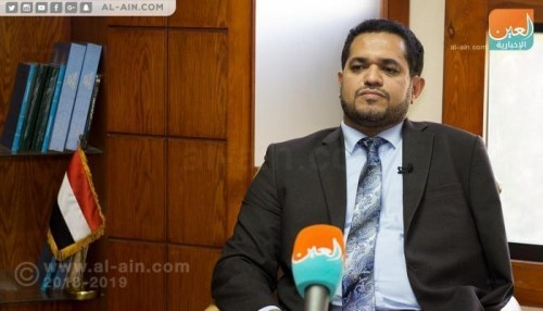 الوزير عسكر:الحوثيون يسعون لإطالة الأزمة الإنسانية