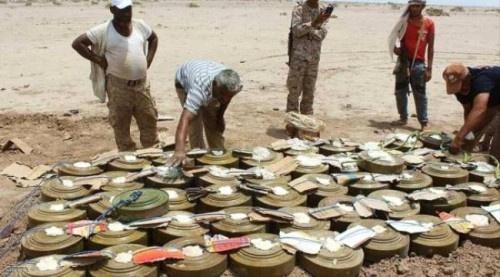 مشروع مسام السعودي ينزع 38 ألف لغم حوثي بـ#اليـمن