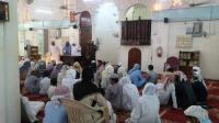 مكتب أوقاف عدن يختتم الدورة القرآنية ويكرم الأوائل وجميع المشاركين.