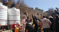 الهلال الإماراتي يواصل تنفيذ مشروع سقيا ماء لليوم 15 على التوالي في ريف #تعـز