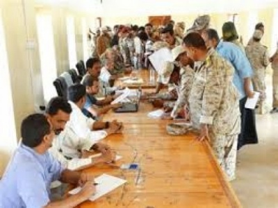 مالية الجيش تدشن صرف مرتبات العسكريين لشهر يناير