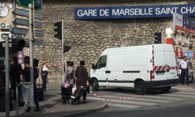 عملية طعن بمرسيليا الفرنسية.. ومقتل المنفذ