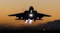 مقاتلات التحالف تقصف أهدافاً لمليشيات #الحـوثي في قاعدة الديلمي الجوية