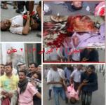 أسر شهداء مجزرة 21 فبراير بعدن تطالب بمحاكمة قاتلي أبناءهم وتناشد الأمم المتحدة