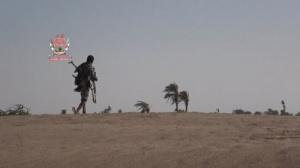 قوات #العمالقة تتصدى لهجوم #حوثي على مواقعها في الجبلية ب#الحديدة