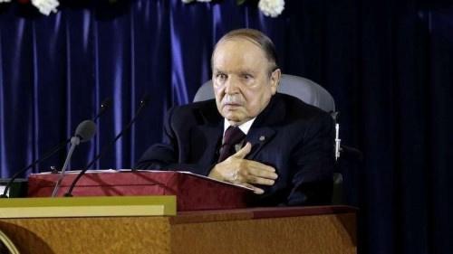 تأجيل الانتخابات الرئاسية بالجزائر.. وبوتفليقة يعلن عدم ترشحه