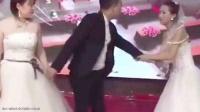 عروس ثانية تقتحم الزفاف وتفسد الفرح