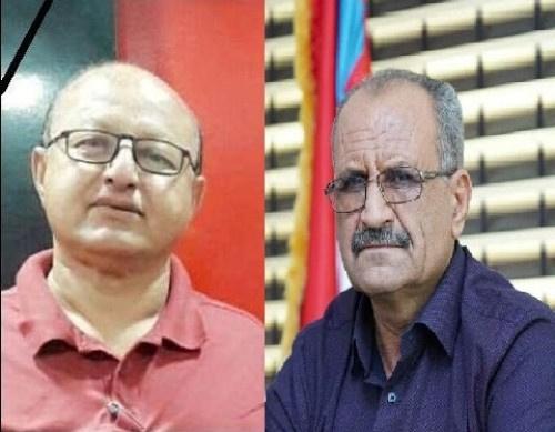الجعدي يعزي في وفاة الدكتور فريد ناشر السقلدي