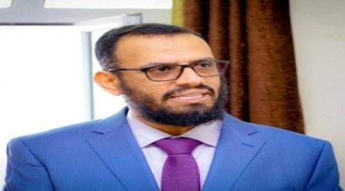 نائب رئيس #المجلس_الانتـقالي : لقد أدى العولقي مهمته بكل اقتدار ومهنية عالية