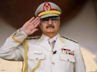 ترامب يبحث مع حفتر مكافحة الإرهاب في ليبيا