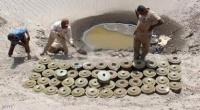 مقتل 9 مواطنين بألغام زرعتها مليشيا #الحوثي في لحج