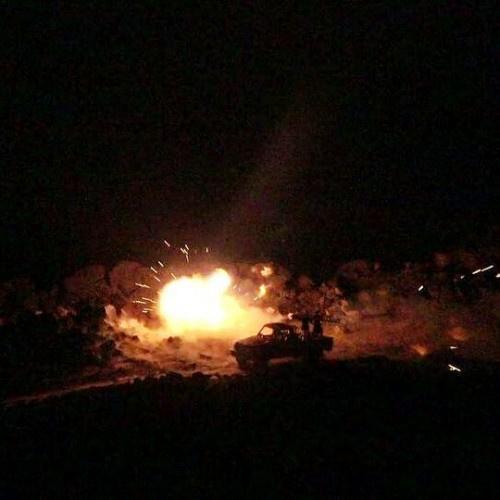 عاجل.. القوات الجنوبية تشن هجوماً عنيفاً ومباغتاً على مواقع الحـوثيين في قعطبة شمال #الضالع