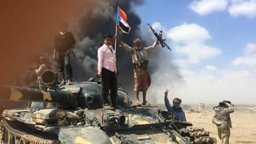 الشيخ رشاد الضـالعي : مليشيات #الحوثي منهزمة ولو تحركت كل المناطق ما بقي للحوثي أثر