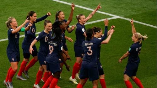 مونديال 2019 للسيدات: فرنسا تكتسح كوريا الجنوبية 4-صفر في مباراة الافتتاح