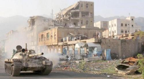 مليشيا #الحوثي تجدد خرقها لوقف إطلاق النار في #الحـديدة وتقصف الأحياء السكنية