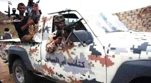 قوات ابو العباس واللواء 35 تناشدان قائد المنطقة الرابعة