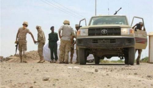 #أبين.. استشهاد جندي في الحـزام الأمني بانفجار عبوة ناسفة في المحفد