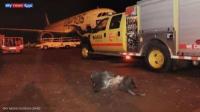 هجوم #حوثي إرهابي على مطار أبها.. وسقوط ضحايا مدنيين